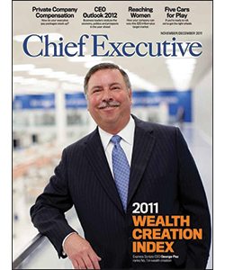 Chamilia_Chief Executive Cover